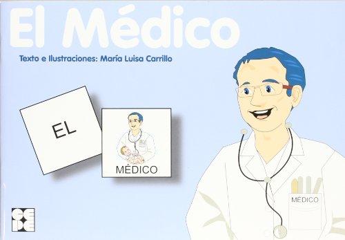 El médico (Pictogramas) por María Luisa Carrillo Rojo