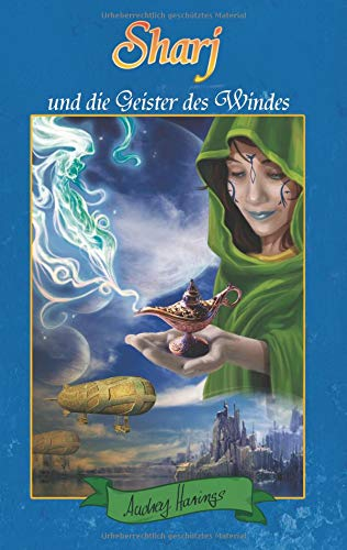 Buchseite und Rezensionen zu 'Sharj und die Geister des Windes' von Audrey Harings