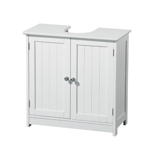 Under Sink Bathroom Cabinet White