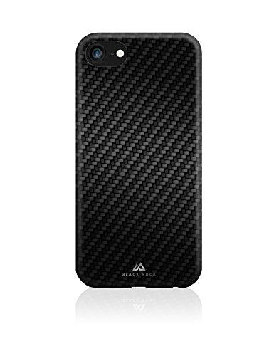 Black Rock Case Hülle für Apple iPhone 6/6S/7/8 Flex Carbon Schwarz