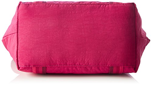 Kipling Damen Art S Shopper, 44 x 27 x 0.1 cm Pink (Cherry Pink C)