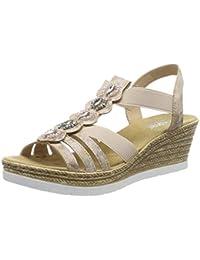 89b93f846586cf Suchergebnis auf Amazon.de für  Rieker - Sandalen   Damen  Schuhe ...