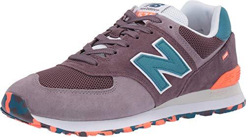 New Balance 574v2, Zapatillas para Hombre, Gris Light Shale, 40 EU