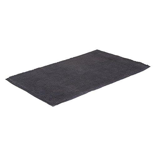 Differnz 31.002.85/Classic Tenda da doccia tessuto 180/x 200/grigio