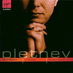 Scriabin: 24 Preludes - Sonatas 4 and 10
