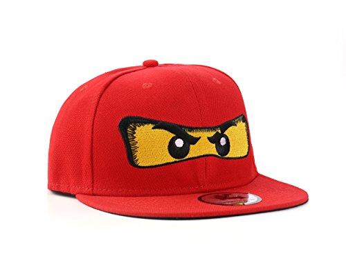 Underground Kulture Rot Ninja Snapback Baseballkappe (Red Ninja Cap)