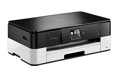 DCP-J4120DW A4 Multifunction inkjet with A3 bypass tray