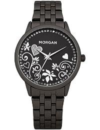 4cf1d87b07e1 Morgan M1130BM - Reloj analógico de Cuarzo para Mujer