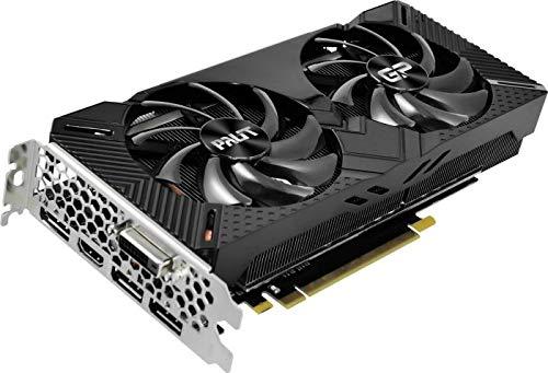 Palit GeForce RTX2070 Dual V1 8GB - Grafikkarte - PCI-Express, NE62070015P2-1062A