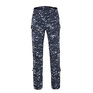 QCHENG Pantalon de Combat Costume Tenues de Airsoft Paintball Uniforme Tactique Militaire Camouflage Pants Séchage Rapide
