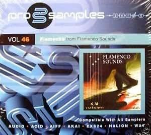 PRO SAMPLES Eastwest Vol 46 flamenco from flamenco sounds