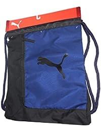 PUMA PUMA EVERCAT RUNWAY Carrysack Drawstring Gym Bag -NAVY ( PV1689-410 )