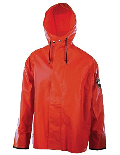 Helly Hansen Work Jacket Mens Campbell PVC Coated Cotton Twill 70216 - Coated Twill Jacket