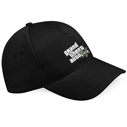 molda18 GTA V GTA 5 Grand Theft Auto 5 Rockstar Jogos Games Schwarze Baseball Cap...