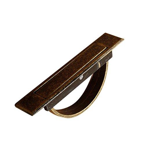Ringe Schrank Schublade Zieht (Antike Kupfer Möbelgriffe Möbelknöpfe Knöpfe für Tatami Schrank Schubladen)