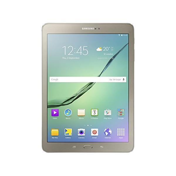 Samsung 8-Inch Galaxy Tab S2 AMOLED Tablet-PC – (Qualcom APQ 8076, 3 GB RAM, 32 GB eMMC, Android 6.0) – Gold 41lWeE2IxJL