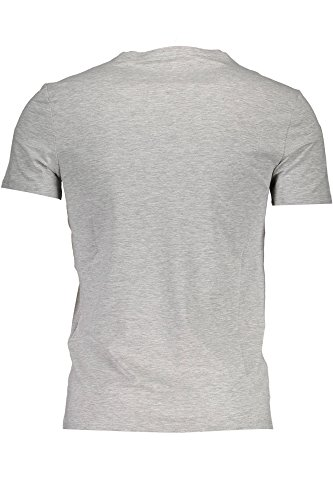 Guess Herren T-Shirt CN SS Core Tee GRIGIO M90