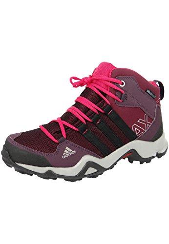 Adidas hoher Mädchen Schnürschuh AX2 MID CP K M17368, violett, UK (4.5)