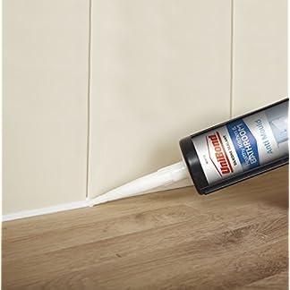 Unibond 2079321 – Sellador anti-moho para baños y cocina (), color blanco