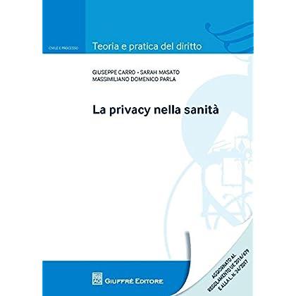 La Privacy Nella Sanità