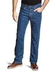 Lee - brooklyn - jeans - droit - homme