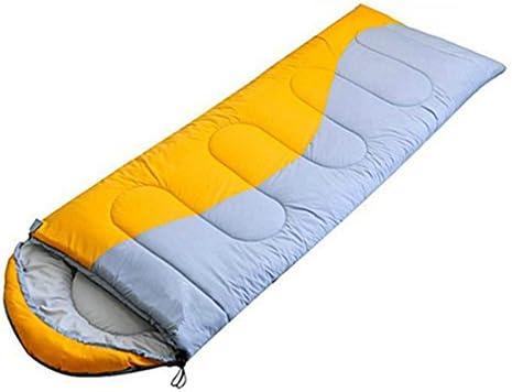 SHUIDAI Spessore sacco sacco sacco a pelo all'aperto campeggio , giallo , (19030) 75 B06XFPHQL2 Parent | ecologico  | Cheap  | Molti stili  865107