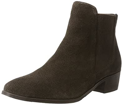 Yue Bootie, Bottes Femme, Marron (Dark Brown), 38 EUEsprit