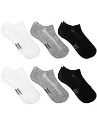 Snocks Herren & Damen Sneaker Socken (6x Paar)