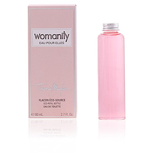 Womanity Eau Pour ELLES ORIGINAL edt 80 ml refill vapo -