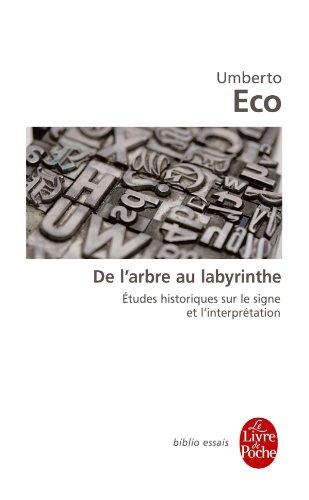 De l'arbre au labyrinthe