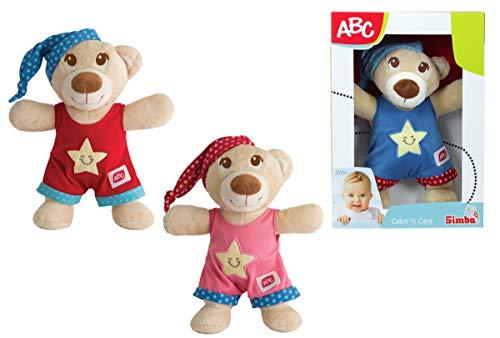 Simba ABC Oso Dulce-Saco de Dormir Multicolor, 104017556009