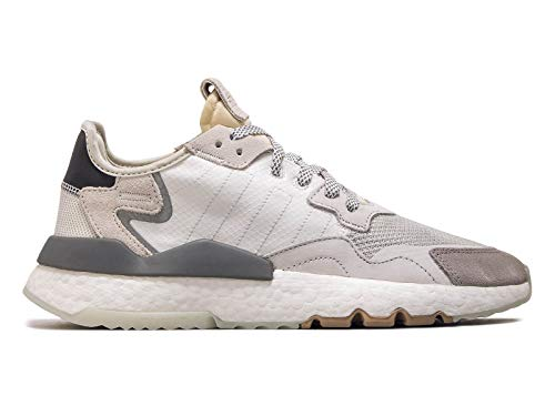 adidas Originals Herren Sneaker Nite Jogger Weiss (10) 442/3