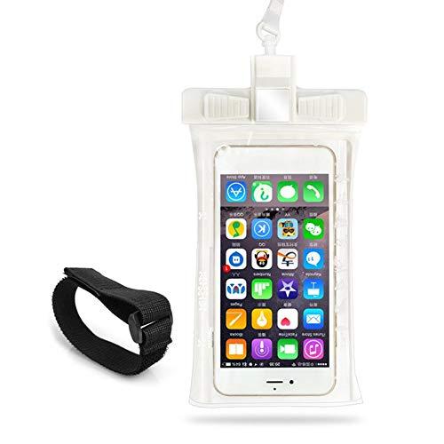 Makluce Multifunktionale Handy wasserdichte Tasche mit tragbaren Lanyard Universalgröße hochfest wasserdicht -