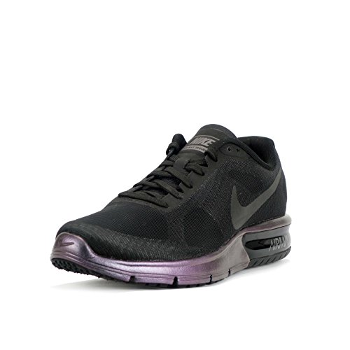 Nike Herren 880757-001 Trail Runnins Sneakers Schwarz