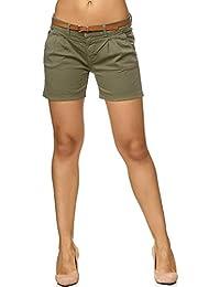 Sublevel Hotpants kurze Hose Shorts Freizeit Sport