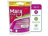 Scovolino Pink di Mara Expert | 0,4mm ISO 0Extra Fine | Interdentale Spazzole-Spazzole per spazi interdentali | Cura Dentale complemento