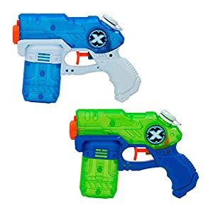 X-Shot - Set 2 pistolas de agua Stealth Soaker X-Shot (44927)