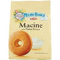 Mulino Bianco Biscotti Frollini Macine con Panna fresca - 800 gr