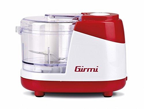 Girmi TR02 Tritatutto, 250 W, Plastic, Bianco