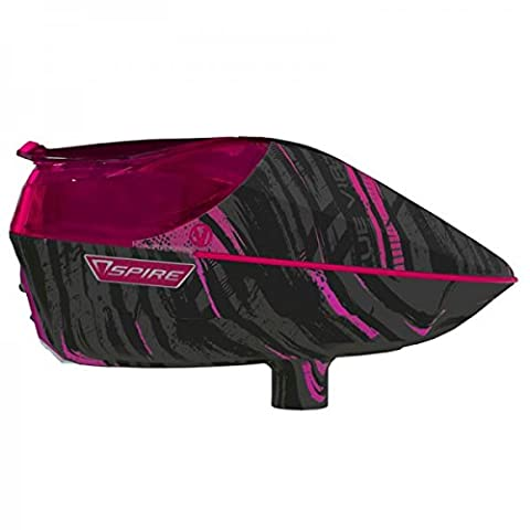 Virtue Spire 200 Paintball Loader - Graphic pink