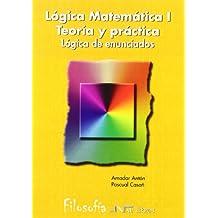 Lógico Matemática Ejercicios I Lógica De Enunciados (Universidad filosofía)