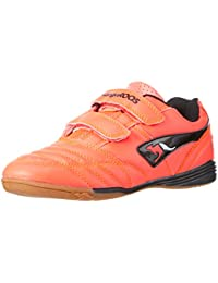 KangaROOS Mädchen Power Court Low-Top, Orange (Neon Salmon 678), 31 EU