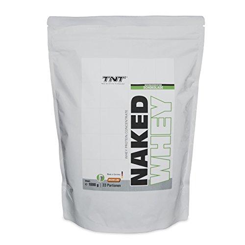 Whey Protein Pulver – Eiweißpulver aus Molke – Proteinpulver mit Laktase – Eiweiß-Shake / 1kg SCHOKOLADE
