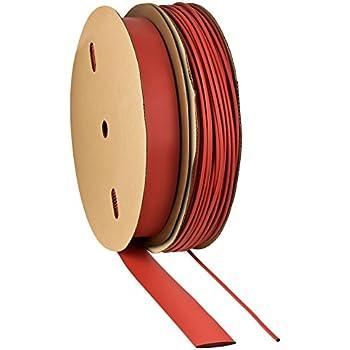 ISO-PROFI/® 2:1/Gaine thermor/étractable S/électionen 10/tailles et 6/longueurs M/ètre rouge here: /Ø20mm - 2 meters