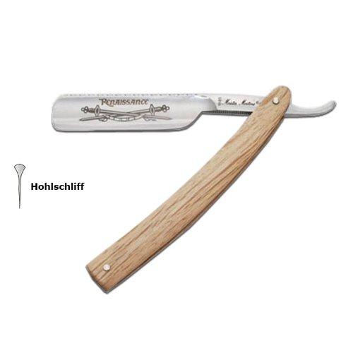 Rasiermesser - rostfrei - 6/8' Hohlschliff - Spanische Eiche - Dovo Solingen - 5723