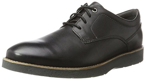 Clarks Men's Folcroft Plain Formal Shoes