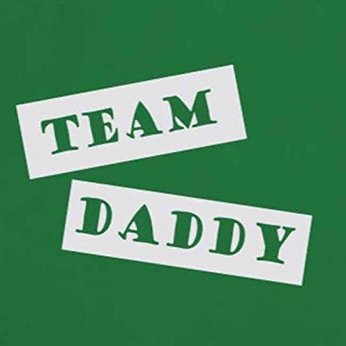 Team Daddy - Stofftasche / Beutel Rot