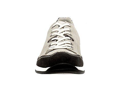 Akron - Multiplus 3194 - Chaussure en Suede Gris
