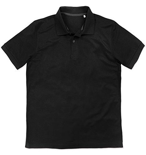 Stedman Sport-Polohemd Für Herren, Atmungsaktiv, Original Active Sports - Größe S