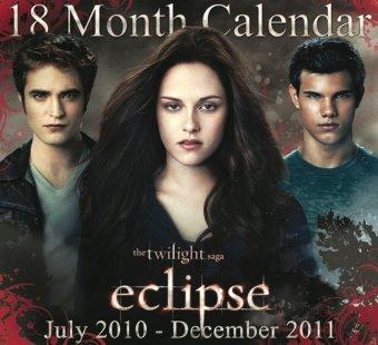 Twilight Eclipse 2011